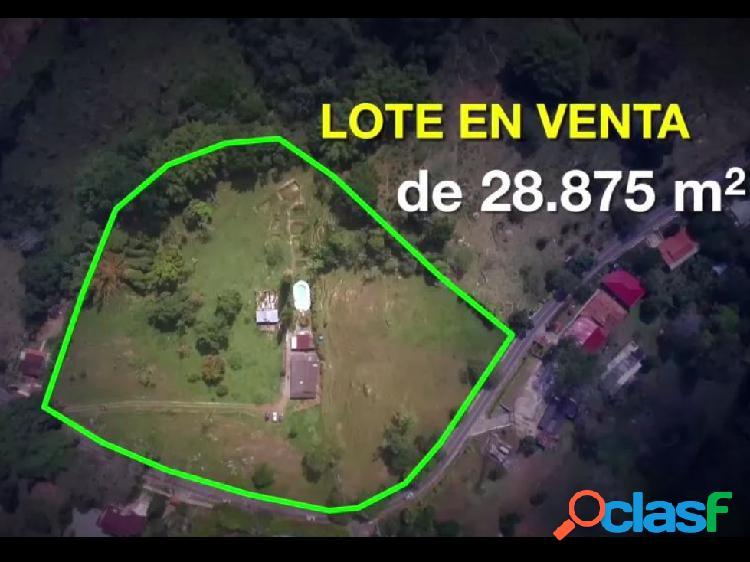 Venta de Lote en la Mesa de Ruitoque Bucaramanga