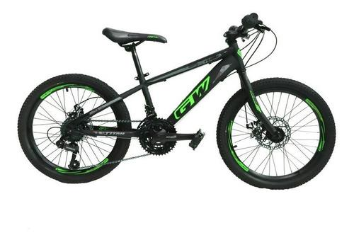 Bicicleta Todo Terreno Gw Titan Rin 20 Shimano 7 Velocidades