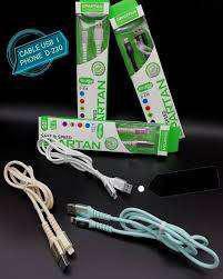 Cable Spartan para Iphone carga rápida Domicilio Gratis