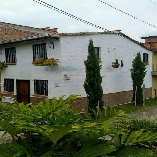 Casa unifamiliar, en Barichara San Antonio de Prado