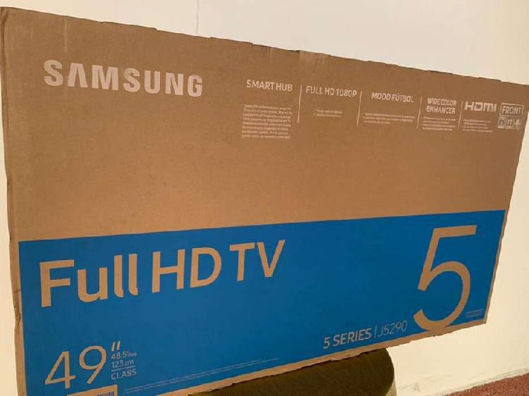 Nuevo TV de 49 samsung Smart TV