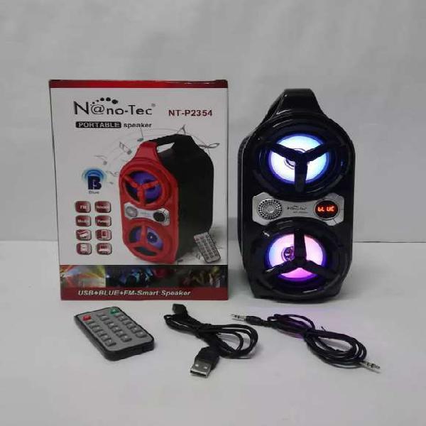 Parlante Nanotec ref 2354, nuevo garantizado.