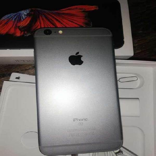 Se vende iphone 6s plus o se cambia a iphone 7 plus