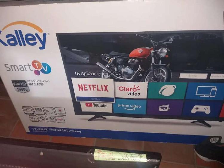 Smart TV Led kalley Full HD 1080p 49 pulgadas