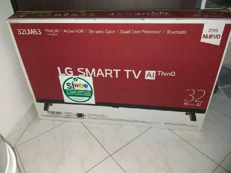 "TELEVISOR LG SMART TV 2019 80CM/32"""