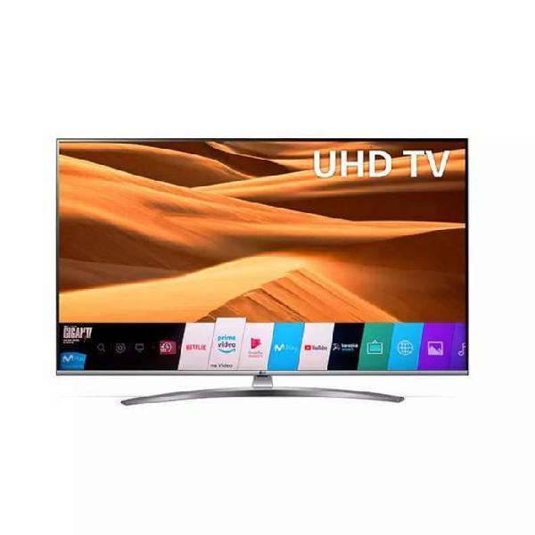 TELEVISOR NUEVO 55 PULGADAS LG UHD4K 55UM7650