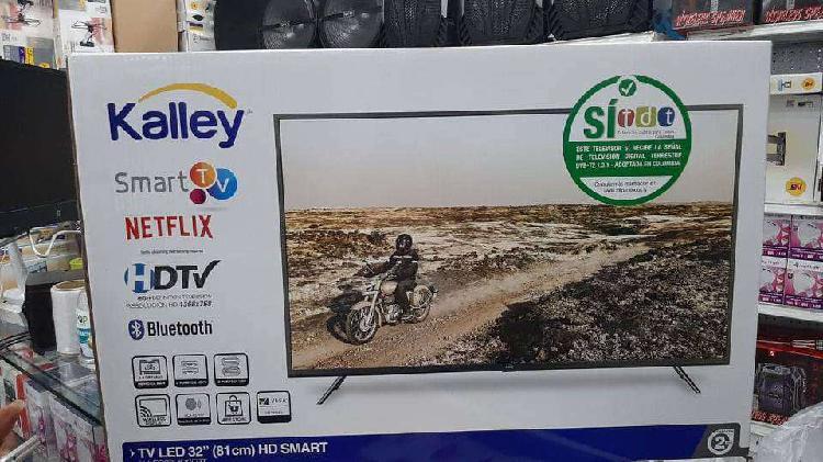 Tv kalley de 32 pulgadas Smart TV