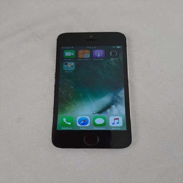 Vendo iphone 5 para repuesto o usar asi