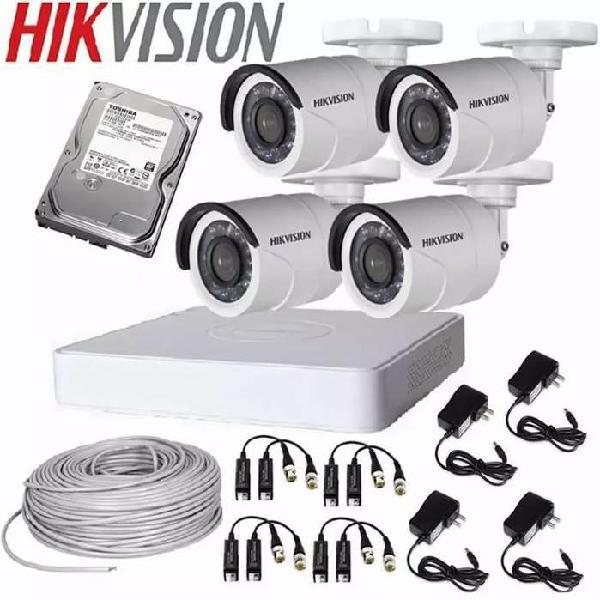 Venta e instalación de CCTV