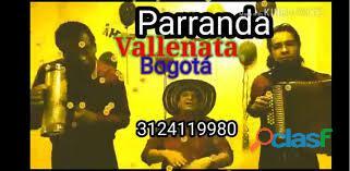 3124119980 SERENATA VALLENATA DE CUMPLEAÑOS LOCALIDAD