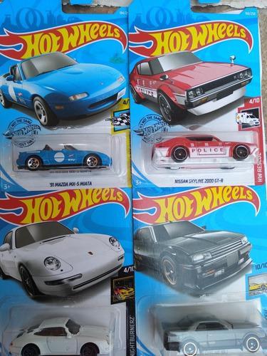 Auto Hot Wheels Sorpresas Puedes Escoger Carros De Coleccion