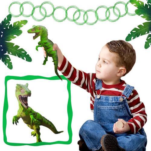 Dinosaurio Juguete Didáctico Tiranosaurio Juguetería