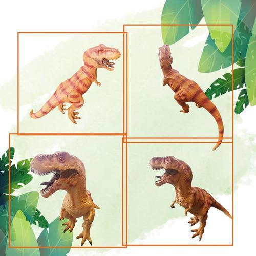 Dinosaurio Juguete Didáctico Tiranosaurio Rex Juguetería