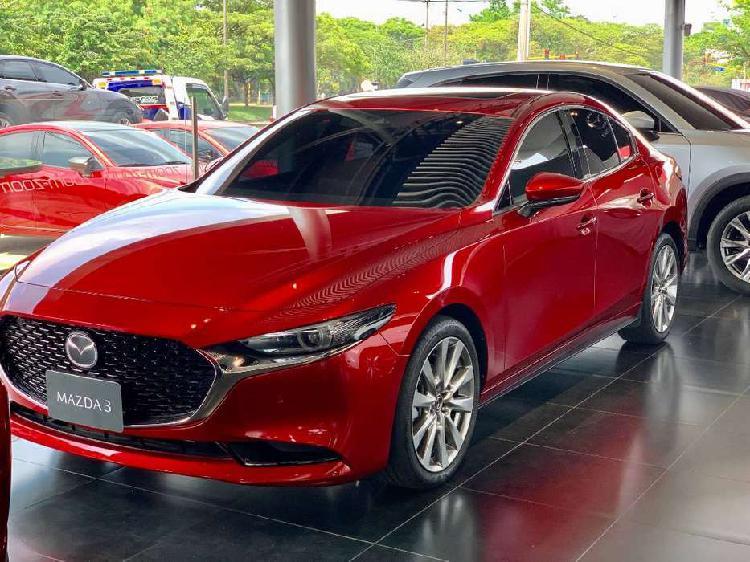 Mazda 3 Grand Touring 2.5l 2020 | 0Km | Bono Especial