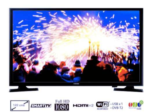 "TV LED 48"" Full HD Smart TV 