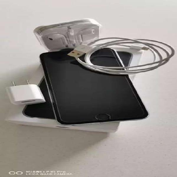 Vencambio iPhone 6s plus 64gb, color gris, perfecto estado