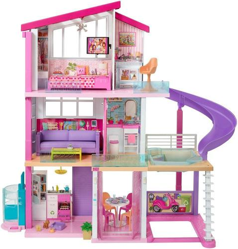 Barbie Mega Casa De Los Sueños