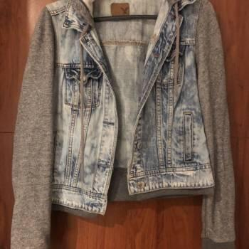 Chaqueta de jean
