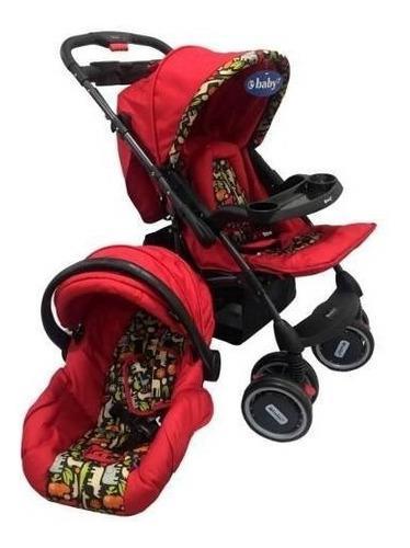 Coche Ebaby Para Bebé Con Silla Para El Carro