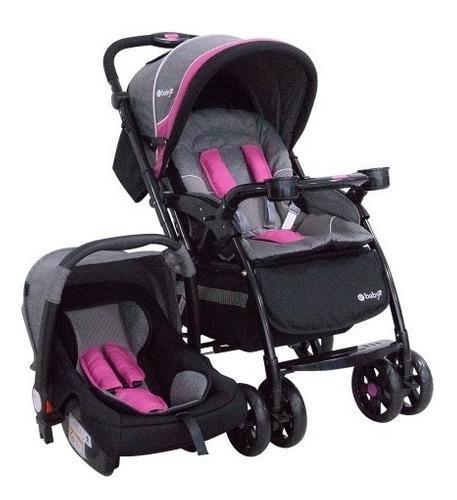Coche Para Bebé Ebaby+ Silla Para Carro Antireflujo Ebaby