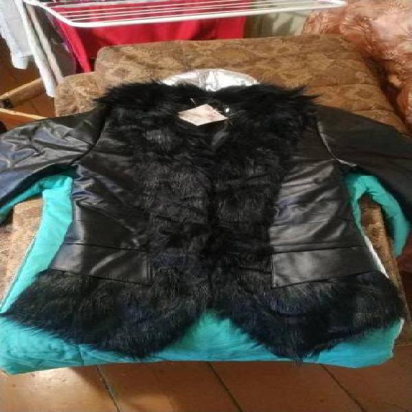 Linda chaqueta negra