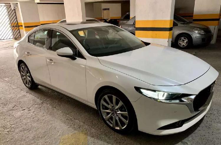 Mazda 3 Grand Touring Lx 2020 2.5 Automatico como nuevo.