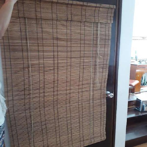 Persiana Bambulita de 80,5 X 160