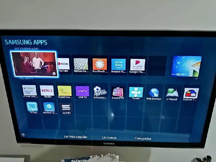 Smart TV Samsung 32 pulgadas Usado