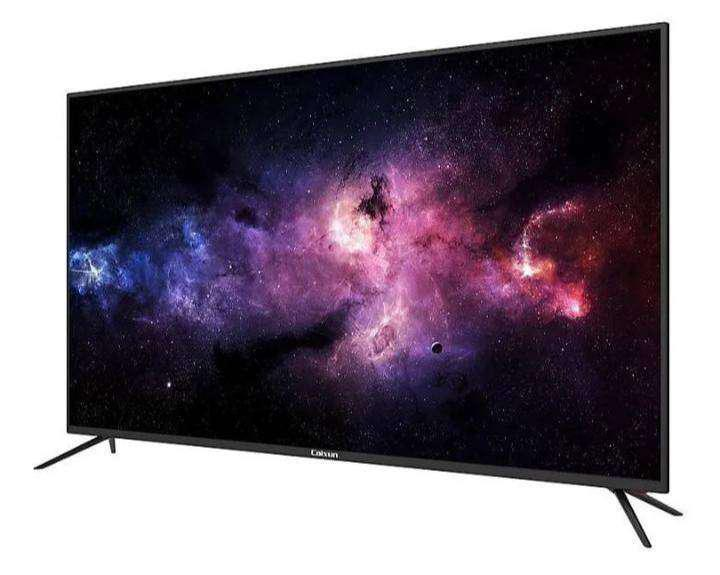 Televisor Caixun De 43 Pulgadas Resolucion 4k Smart Tv Y Tdt
