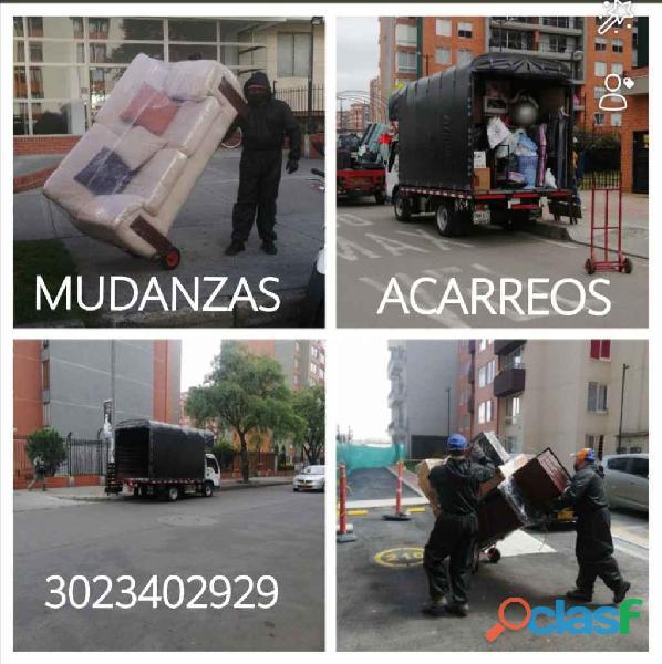 MUDANZAS Y ACARREOS JL