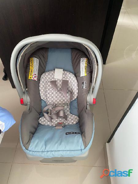 Silla de carro para proteger la vida de tu bebé cuando
