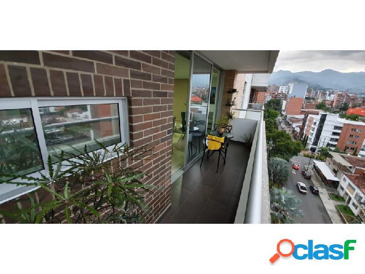 Apartamento en venta en Laureles Nogal Medellin