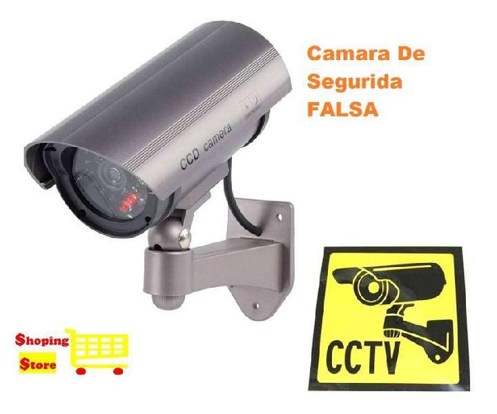 Camara De Seguridad Dummy (falsa)