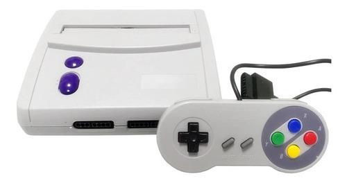 Consola Mini Nintendo Años 80 Actualizada 16 Bits Juegos