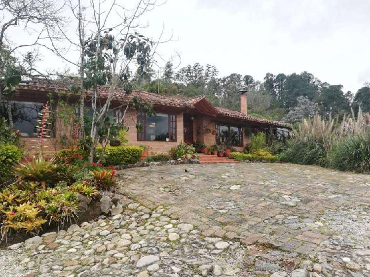 Finca en venta en El Retiro (Antioquia) Parcelacion raíces
