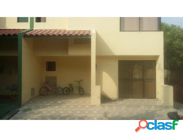 Hermosa casa en Conjunto cerrado Cartagena