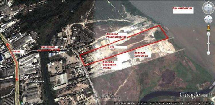Lote En Venta En Barranquilla Via 40 CodVBARE64014