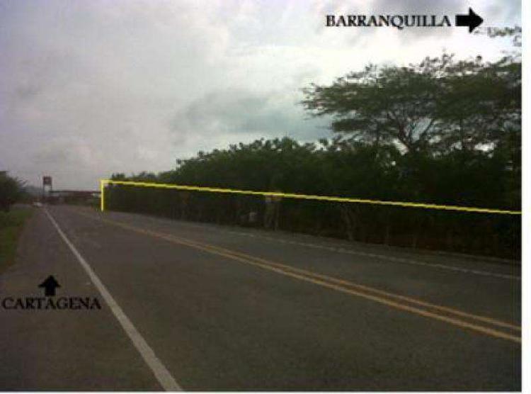 Lote En Venta En Barranquilla Via Al Mar CodVBARE60739