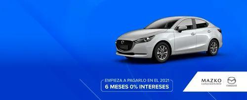 Mazda 2 Sedan Prime Machine At | 2021