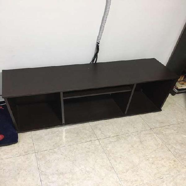 Mueble para TV y Biblioteca