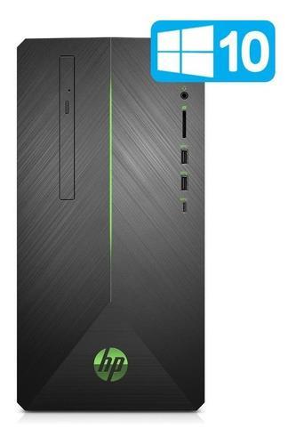 Pc Gamer Diseño Hp Ryzen 5 Ram 8gb Ddr4 Gtx 1050 Windows 10