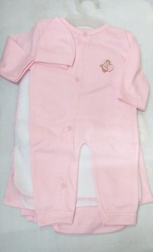 Primera Muda Completa Bebe Niña Recién Nacida Contiene 8