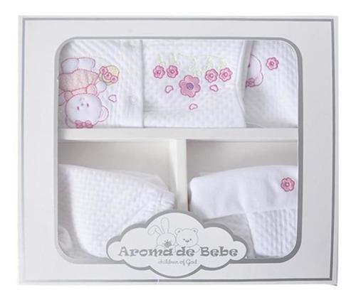 Primera Muda De Bebé - 5 Piezas