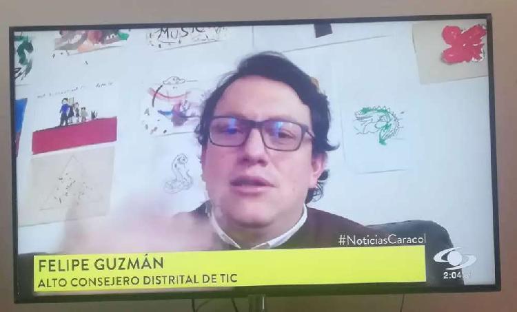 VENDO SMART TV DE 55 PULGADAS