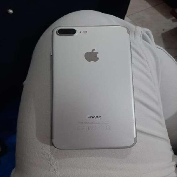 Vendo o Cambio Iphone 7 plus 256gb