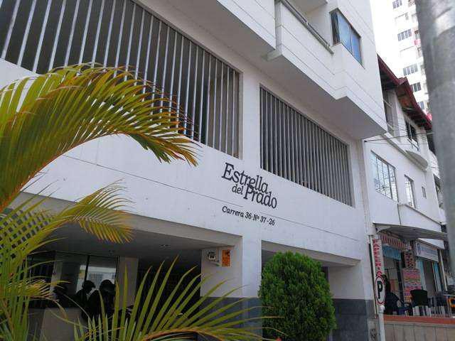 Arriendo aparta estudio en Bucaramanga, Barrio El Prado