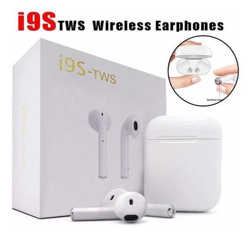 Audífonos Bluetooth Originales I9s Tws + Obsequio