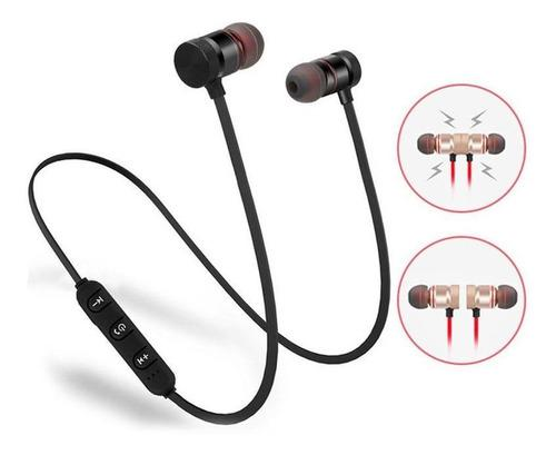 Audífonos Manos Libres Bluetooth 4.2 Magnetico iPhone