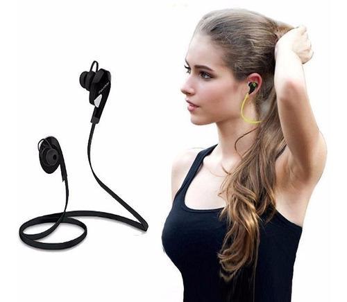 Audífonos Manos Libres Bluetooth A Prueba De Sudor Deepbass