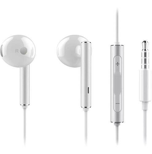 Audifonos Manos Libres Huawei Am116 Original - Blanco